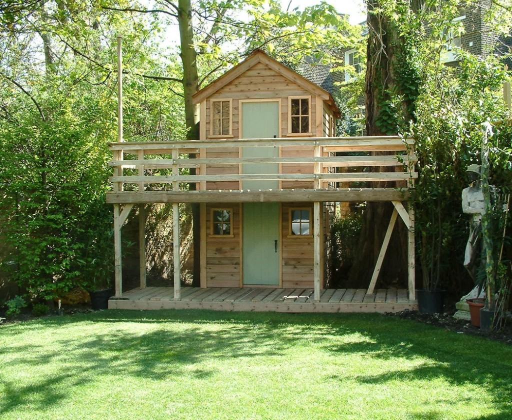 Two storey playhouse london